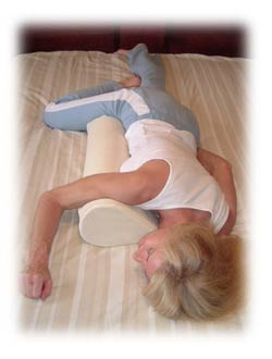 Teardrop, your stomach sleeping solution and side sleep stabilizer